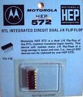 Motorola HEP RTL Integrated Circuit ~ Various Types Available