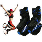 Fitness Jumping Shoes Women Men Kids Bounce Running Shoes Sports Red Blue Black