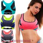 Top woman bra intimo sport rower gym trainers race new 5125
