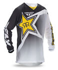Fly Racing Adults Kinetic MX Motocross Enduro BMX MTB Mesh Jersey - Clearance