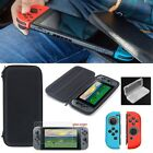 Hot For Nintendo Switch Hard Shell Case +HD +Card Box +2 Pair Cover Sets