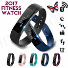 Kyпить Smart Watch IP68 Waterproof Bluetooth Wrist Fitness Tracker For iPhone Android на еВаy.соm