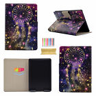 New Smart Pattern PU Leather Cover Stand Case For Amazon Kindle Paperwhite 1/2/3