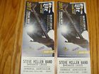 TWO INDY INDIANAPOLIS 500 CARB DAY TICKETS 5/26/17 STEVE MILLER BAND BARENAKED