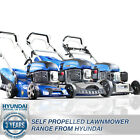 New Hyundai Petrol Rotary Lawnmower range with Easy Start