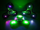 LED LIGHT FIDGET SPINNER TOY ADHD EDC ANXIETY STRESS RELIEF 3D PRINTED