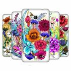 HEAD CASE DESIGNS WATERCOLOURED FLOWERS SOFT GEL CASE FOR NOKIA PHONES 1