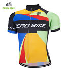 Mens New Sport Pro Cycling Jersey Bike Bicycle Top Short Sleeve Cycle Clothing