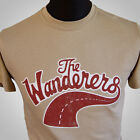 The Wanderers Retro Movie T Shirt Classic 1979 Film New York Gangs Baldies Cool