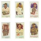 2016 Topps Allen and Ginter - Mini Parallel Cards - Pick From Card #'s 1-350 on eBay