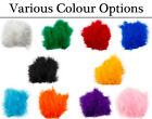 15 Fluffy Marabou Style Feathers for Arts & Crafts - Colour Choice