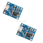 2 5 10pc TP4056 1A Lithium Battery Charging Board Charger Module Micro USB US