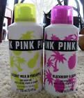 VICTORIAS SECRET PINK DRY BODY OIL LIMITED EDITION CHOICE OF SCENT