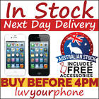 Apple iPhone 4S 8GB 16GB 32GB 64GB A1387 Black White Unlocked AU Stock