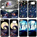 Nightmare Before Christmas Plastic Hard Phone Case Cover For iPhone / Samsung