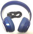 Beats by Dr. Dre Solo 2 Luxe Edition Wired On Ear Headphones ML9F2AM/A Blue
