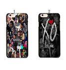 The Weeknd XO Collage OVOXO Protector Hard Case Cover For Apple iphone 7 / 7+