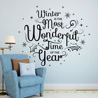 winter romance quotes - Quote Wall Decal Winter Is The Most Wonderful Time Decal Home Decor Sticker MA10