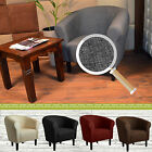 Sessel Clubsessel Loungesessel Coctailsessel Monaco 2 Sawanna Neu 8 Farben