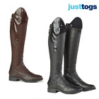 Just Togs Saliano Competition Long Boots - FREE UK DELIVERY
