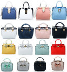 MINI SIZE Tote Bag For Women Fashion Faux Leather Grab Shoulder Bags Handbags