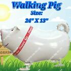 PIG AIRWALKER WALKING ANIMALS Balloons Zoo Pet Balloons Shower Party Supplies US