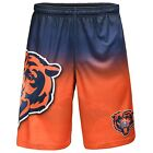 NFL Football Mens Gradient Big Logo Training Gym Shorts - Pick Team! фото
