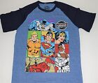 New DC Justice League comic Shirt men's sizes S M L XL XXL XXL XXXL DC shirt