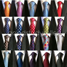 High Quality Mens Wedding Silk Tie Dot Pattern JACQUARD WOVEN Necktie $4.4 CAD on eBay