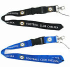 Chelsea LOGO Football Soccer Souvenir lanyard keychain ID badge document holder