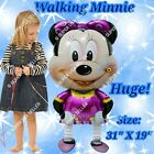 AIRWALKER WALKING MINNIE MOUSE BALLOONS MICKEY PARTY SUPPLIES SHOWER BIRTHDAY