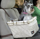 Small Dog Pet Deluxe Lookout Booster Car Safety Seat Carrier