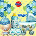 SELECTIONS BABY GIRL BOY SHOWER Foil Balloons Decor Birthday Party Supply lot BJ
