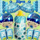 SELECTIONS BABY GIRL BOY SHOWER Foil Balloons Decor Birthday Party Supply lot BN