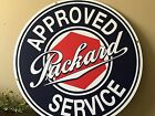 PACKARD Authorized Service Vintage look Sign 36