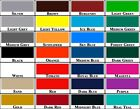 "1/2"" x 150 ft Roll Vinyl Pinstriping Pinstripe Tape  28 Colors available!"