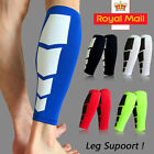 Breathable Sport Calf Guard Support Leg Shin Socks Neoprene Brace Wrap UKMES