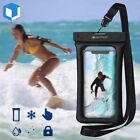Underwater Waterproof Bag Dry Pouch Case Cover iPhone 8/7 Plus Samsung Galaxy S8