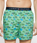 Tommy Hilfiger Golf Woven Boxer Underwear - Men's