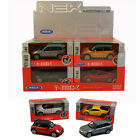 Nex Die Cast Metal Scale 1:38 Pull Back & Go Cars By Welly 6 Different Makes