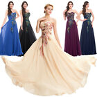 Celebrity Style Long/Short FORMAL Evening Gowns Bridesmaid Wedding Prom Dresses