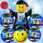 HUGE Grad Graduation Balloons Congrats Graduate Balloon Party Supply Decor lot M
