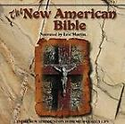 New American Bible Catholic Bible Edition. Catholic Audio Bible on 14 CDs Narrat