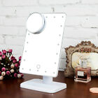 20LEDS Dimmable Beauty Mirror Makeup Mirror With 10X magnifying Cosmetic Mirror