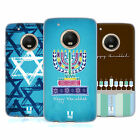 HEAD CASE DESIGNS HANUKKAH SOFT GEL CASE FOR MOTOROLA MOTO G5 PLUS