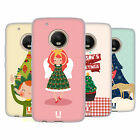 HEAD CASE DESIGNS JOLLY TREES SOFT GEL CASE FOR MOTOROLA MOTO G5 PLUS
