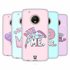HEAD CASE DESIGNS PASTEL OVERLAYS SOFT GEL CASE FOR MOTOROLA MOTO G5 PLUS