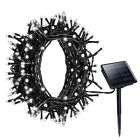 100 200 300 400 500 LED Fairy String Lights Solar Powered Garden Party Deco XMAS