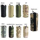 Tactical Molle Water Bottle Pouch Strap Bottle Carrier Bag for Hunting Hiking Y