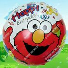 USA SESAME STREET BIG BIRD ELMO BALLOONS PARTY SUPPLIES Decor Shower Birthday B